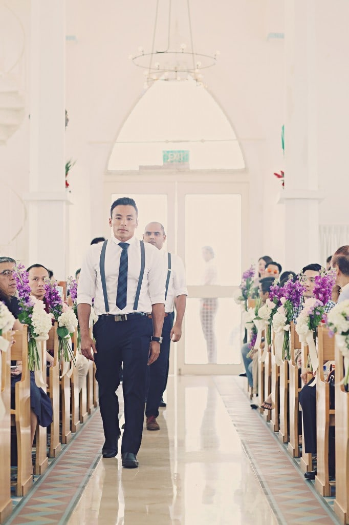 Jade Seah wedding
